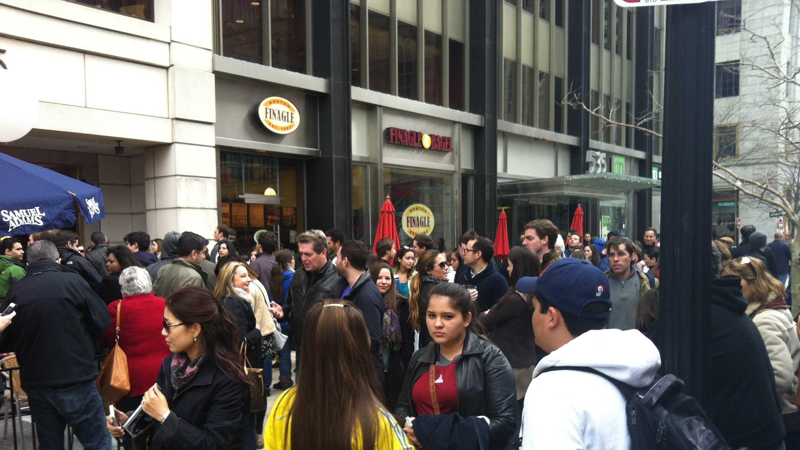 Venezuelans cast absentee votes at Boston embassy