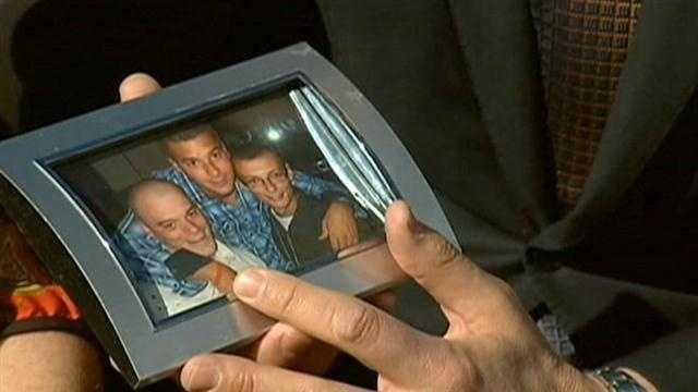 Mom: 2 sons lost legs in blast