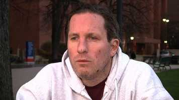 Kevin White had just left a restaurant with his parents when the first of two bombs that hit the Boston Marathon exploded about 10 feet away. The force of the blast, he said Wednesday, was so strong that it slammed them to the ground, breaking some of his mother's bones and tearing his father's right foot so badly surgeons had to amputate it.