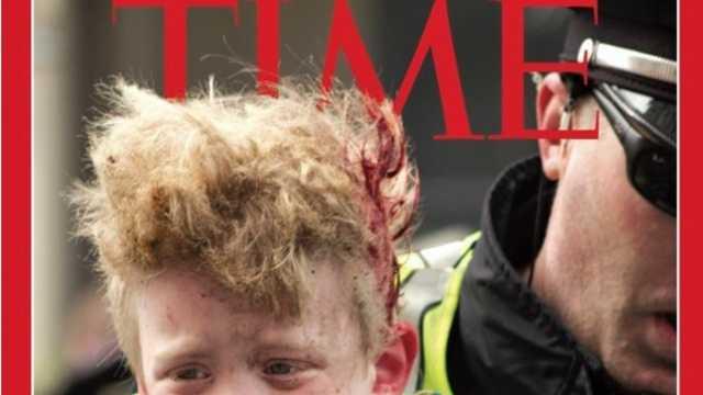 Time Magazine Hero Cop Cover
