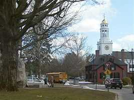 Welcome to Concord, Massachusetts.