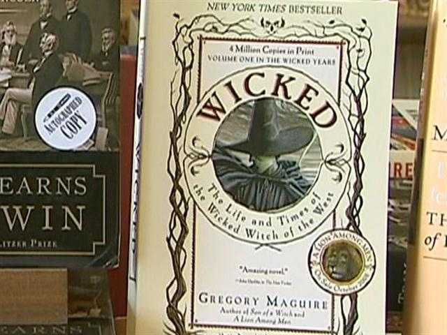 Gregory McGuire's novel inspired the hit musical, Wicked.