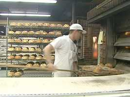 The popular Nashoba Brook Bakery opened fifteen years ago.