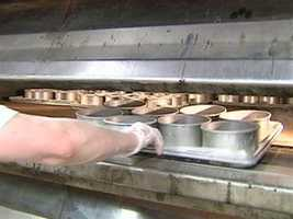 Nashoba Brook Bakery is known for its slow rise process.