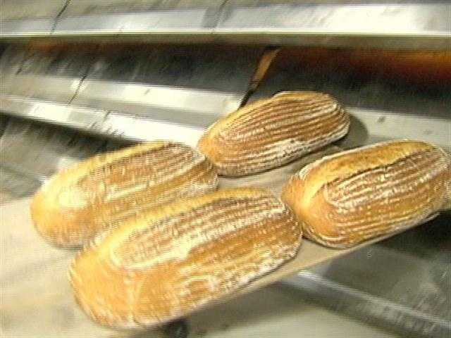 Nashoba Brook is best known for their sourdough and seven grain.