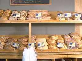 Nashoba makes eleven different breads.
