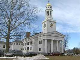 Concord, Massachusetts, founded in 1635, is a history buff's dream.