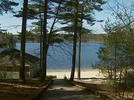 Concord has Henry David Thoreau's Walden Pond.