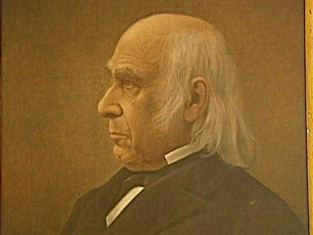 Ms Alcott's father was teacher and philosopher, Amos Bronson Alcott.