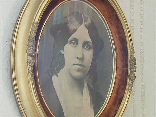 Louisa May Alcott, early feminist and social reformer.