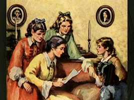 The fictional Little Womenwas set in Orchard House.