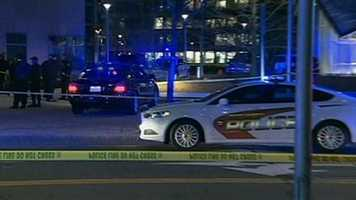 An MIT police officer was shot late Thursday evening, the police chief confirmed to NewsCenter 5.