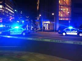 Thursday, 10:20pm: an MIT campus police officer was found shot in his vehicle in the area of Vassar and Main streets. According to authorities, the officer was found evidencing multiple gunshot wounds.  He was transported to Massachusetts General Hospital and pronounced deceased.