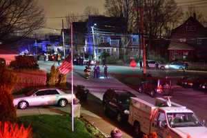"""Henneberry said he knew something was happening nearby. """"I heard the booms from my house that something is going on. You could hear the police cars. I couldn't hear the gunshots, but I picked it up on TV and watched until about 2 a.m."""""""
