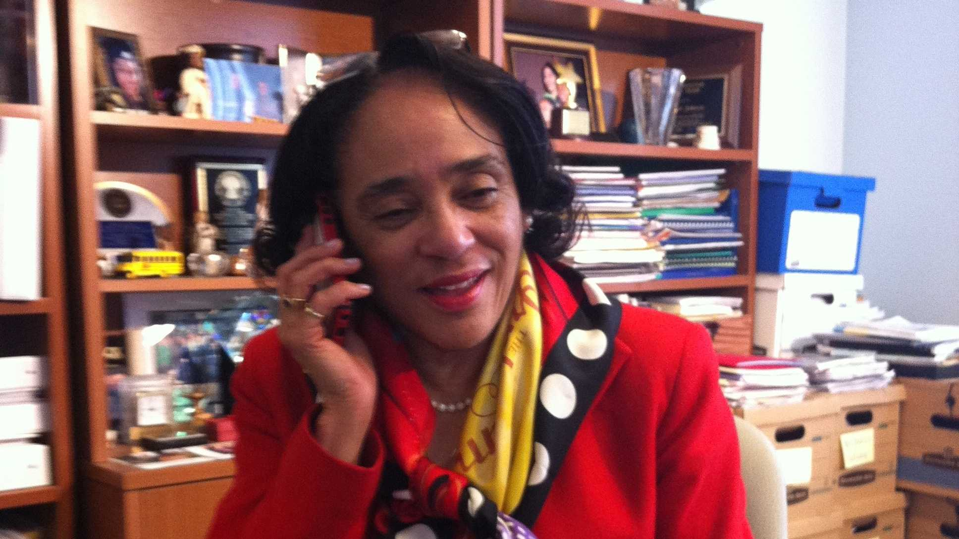 Boston Schools Superintendent Carol Johnson informs friends and colleagues she will retire at the end of this year.