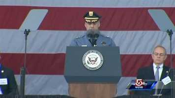 MIT Police Chief John DiFava said it was Collier's dream to be a police officer.