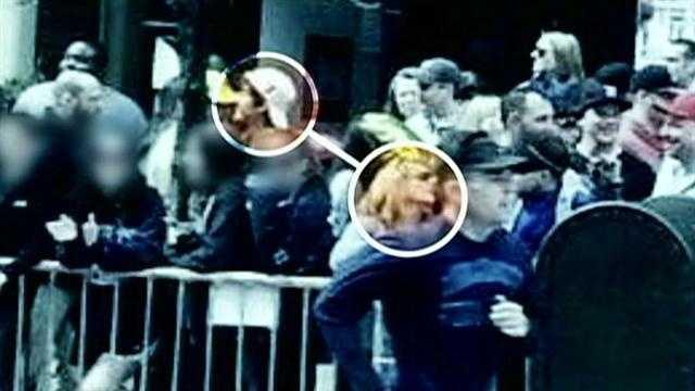 Marathon bombing survivor is 'Boston Strong'