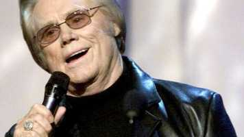 When it comes to country music, George Jones was The Voice. Rich and deep, strong enough to crack like a whip, but supple enough to bring tears. It was so powerful, it made Jones the first thoroughly modern country superstar, complete with the substance abuse problems and rich-and-famous celebrity lifestyle that included mansions, multiple divorces and - to hear one fellow performer tell it - fistfuls of cocaine. (September 12, 1931 – April 26, 2013)