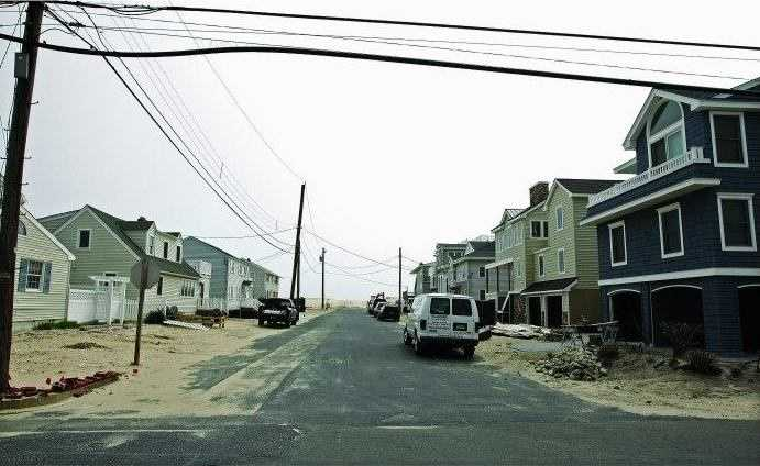 Long Beach Island, NJ after