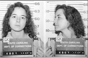Susan Smith's case gained worldwide attention in 1994, after she claimed that a black man stole her car and kidnapped her sons who were later found dead.