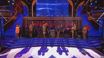 The Dance-Offs: Even though Pickler and Raisman were tied tonight, the rules said the dancer with the higher cumulative judges' score of the season would win immunity, so Pickler didn't have to perform in the dance-off.