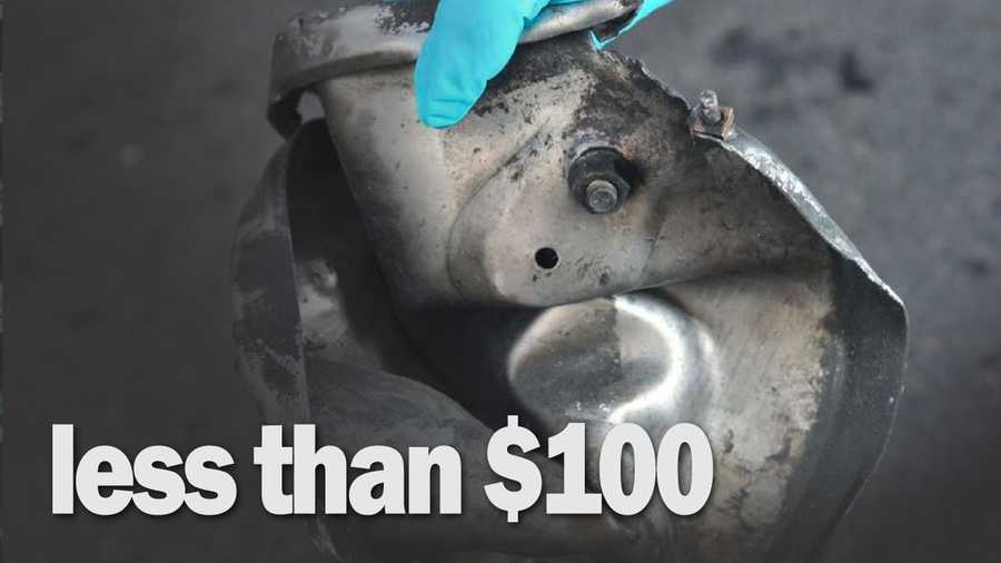 Cost of manufacturing six bombs from pressure cookers, elbow pipes, nails, firecrackers and glue: Less than $100 per bomb