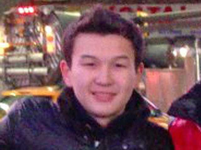 Azamat Tazhayakov was allowed to return to the United States from Kazakhstan in January despite not having a valid student visa, a federal law enforcement official told The Associated Press.