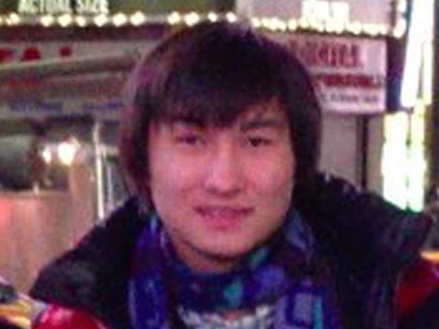 Dias Kadyrbayev had been detained on immigration charges before his arrest.