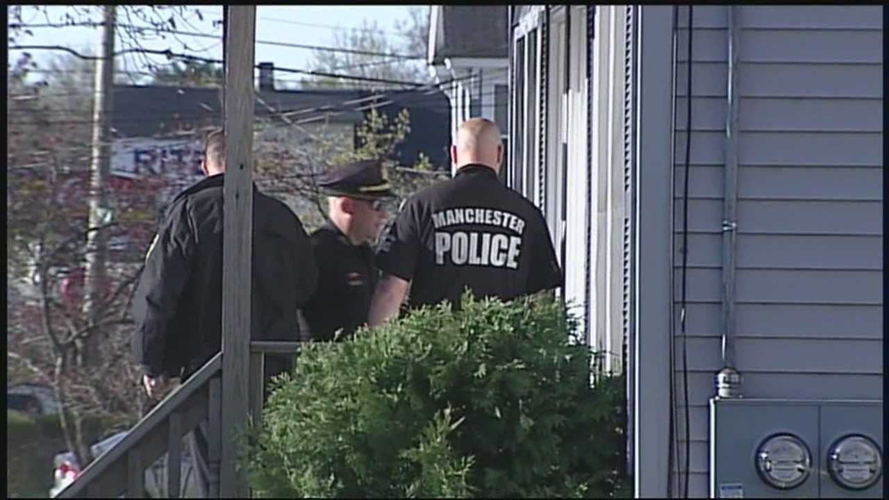 Woman's body found in Manchester home