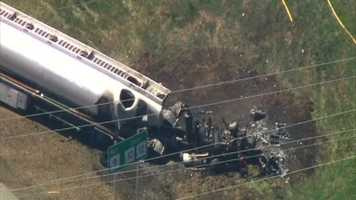 New Hampshire police have identified the two people killed when their vehicle collided with a fuel tanker in Keene.