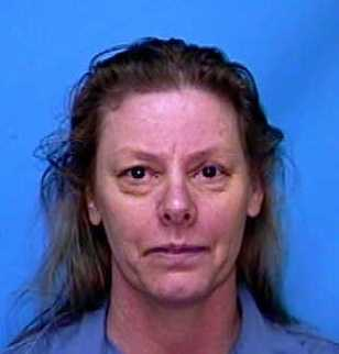 Aileen Wuornos was convicted of shooting 6 men in Florida and was executed in 2002. She was cremated and her ashes were scattered in Fortoria, Mich.