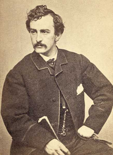 Abraham Lincoln assassin John Wilkes Booth died of a gunshot wound to the neck trying to flee the Capitol a few days after killing the president in April 1865. He is buried at the Green Mount Cemetery in Baltimore.