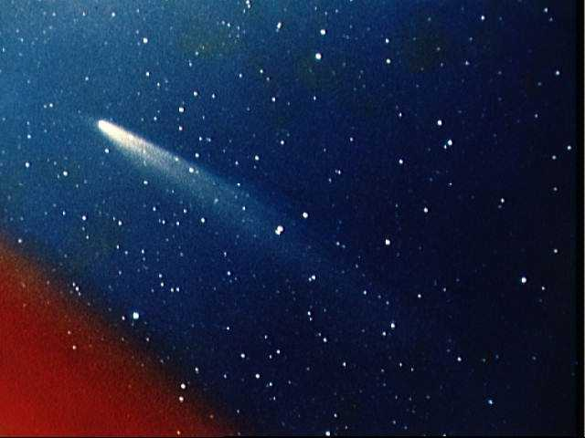 On March 7, 1973 Comet Kohoutek is discovered.