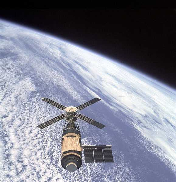 May 14, 1973: Skylab, the United States' first space station, is launched.
