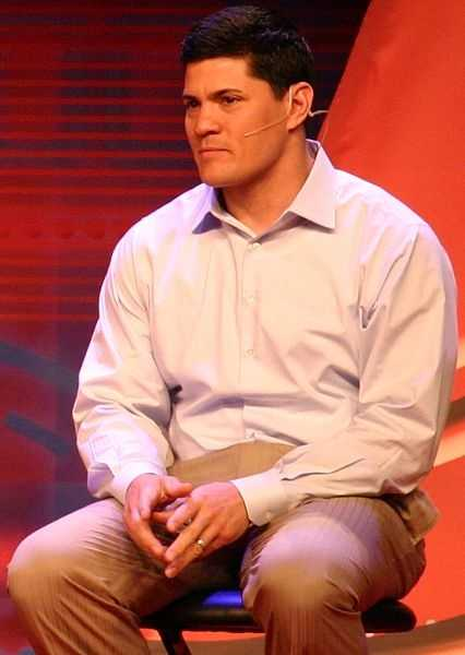 Former New England Patriot Tedy Bruschi was born June 9, 1973