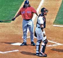 Former Red Sox 'idiot' Johnny Damon was born Nov. 5, 1973
