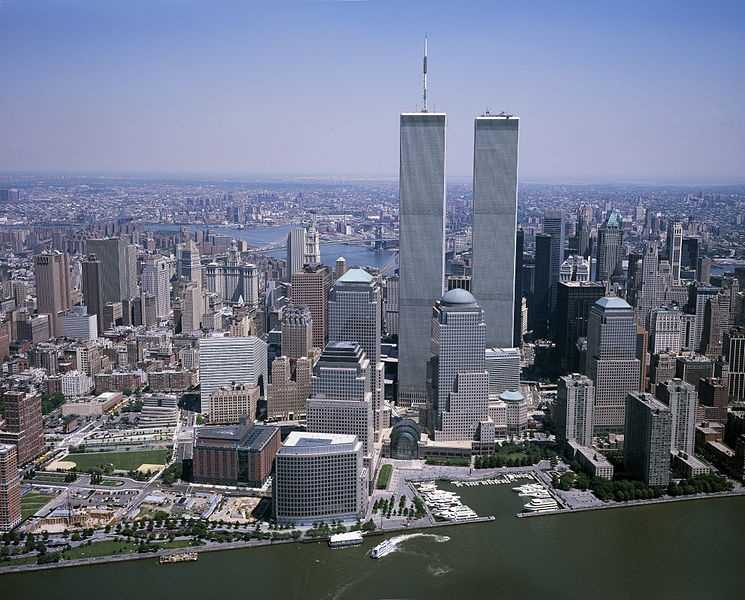 April 4, 1973 – The World Trade Center officially opens in New York City with a ribbon cutting ceremony.