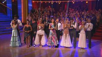 While week 8 of Dancing with the Stars should be remembered for the week of outstanding dance performances by the remaining seven couples, it will likely be remembered for an outburst by one of the judges toward the end of the show.