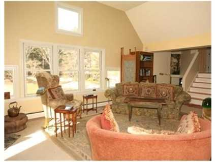 The home has more than 3,000 square feet.