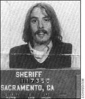 """Richard Trenton Chase was a schizophrenic serial killer who killed 6 people in a month in 1977 in Sacramento, Calif. He was dubbed """"The Vampire of Sacramento"""" because he drank his victim's blood and cannibalized their remains. Sentenced to death, he died of a drug overdose in prison in 1980. He was buried at the San Quentin Prison Cemetery in San Rafael, Calif."""