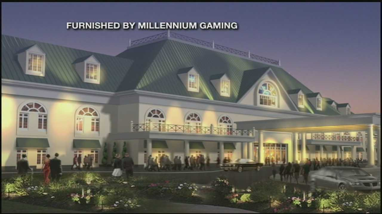 Company releases plans for Salem casino