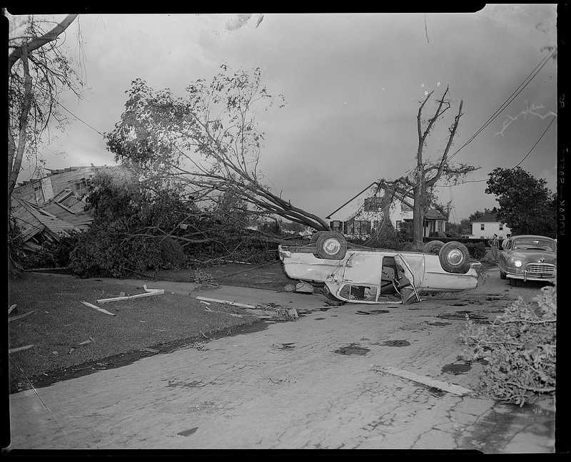 "The June 9, 1953 ""Worcester Tornado"" is the 21st deadliest tornado in U.S. history."