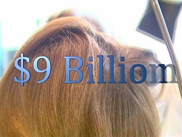 African American women spend $9 billion each year on salon visits and specialty hair products.