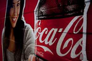 5.) Coca-Cola