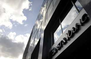 8.) Ernst and Young