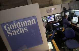 4.) Goldman Sachs