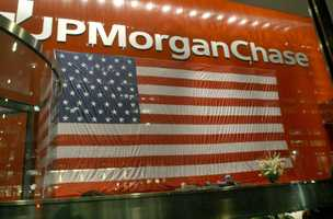 Between the end of fiscal 2008 and fiscal 2012, J.P. Morgan increased its workforce by 65,000, according to Market Watch.