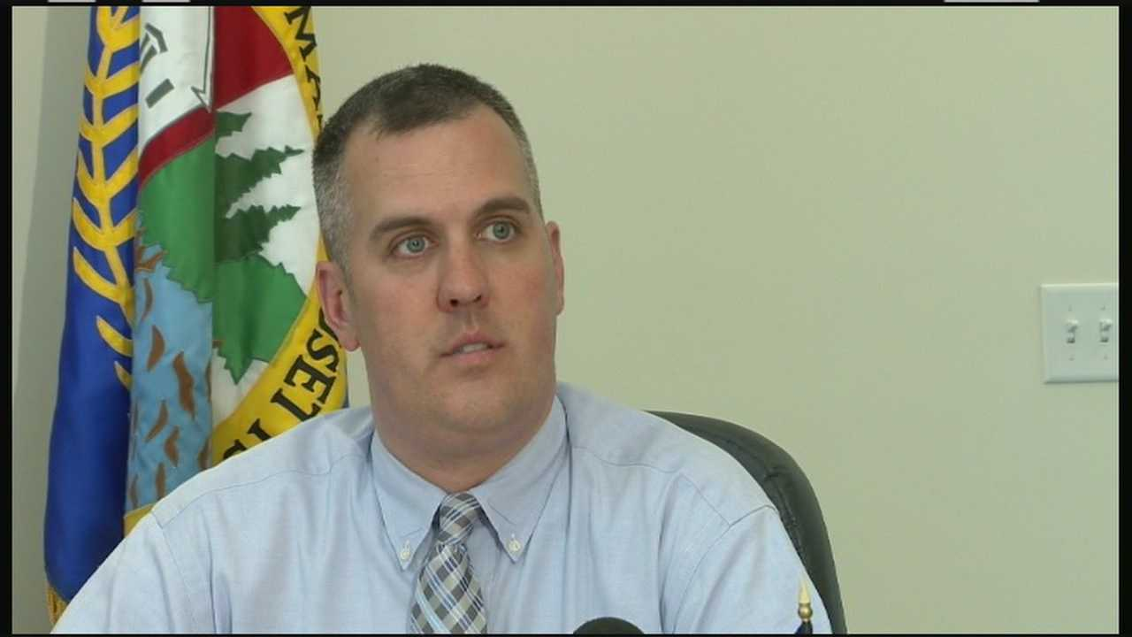 Ashland police Sgt. Greg Fawkes returns to work