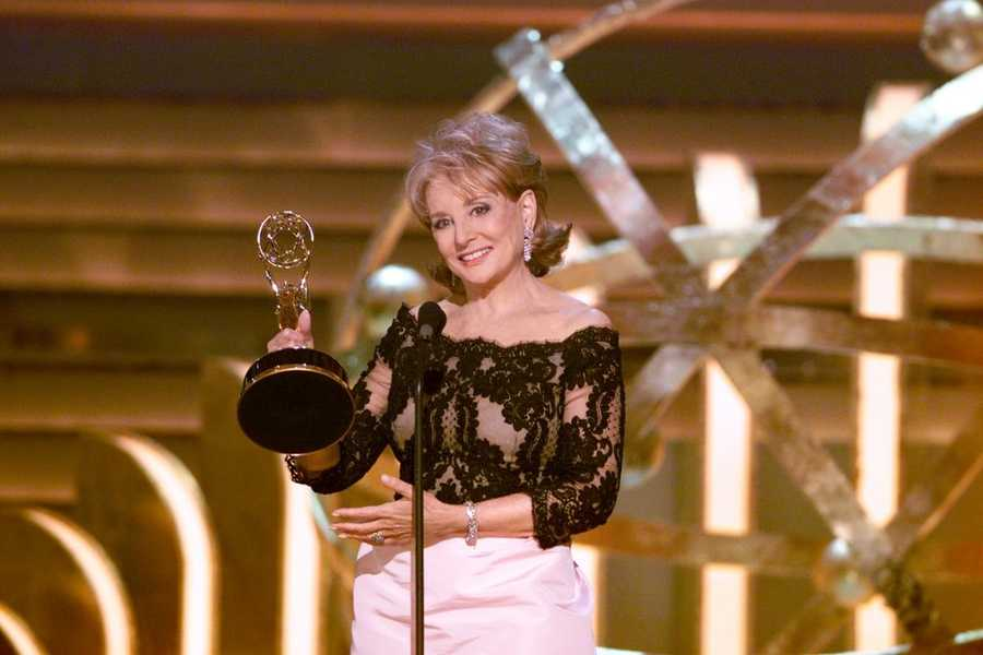 In 1975, she won her first Daytime Entertainment Emmy Award for best host in a talk series.