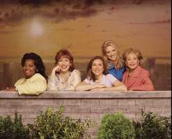 In 1997, Walters launched the daytime talk show The View.